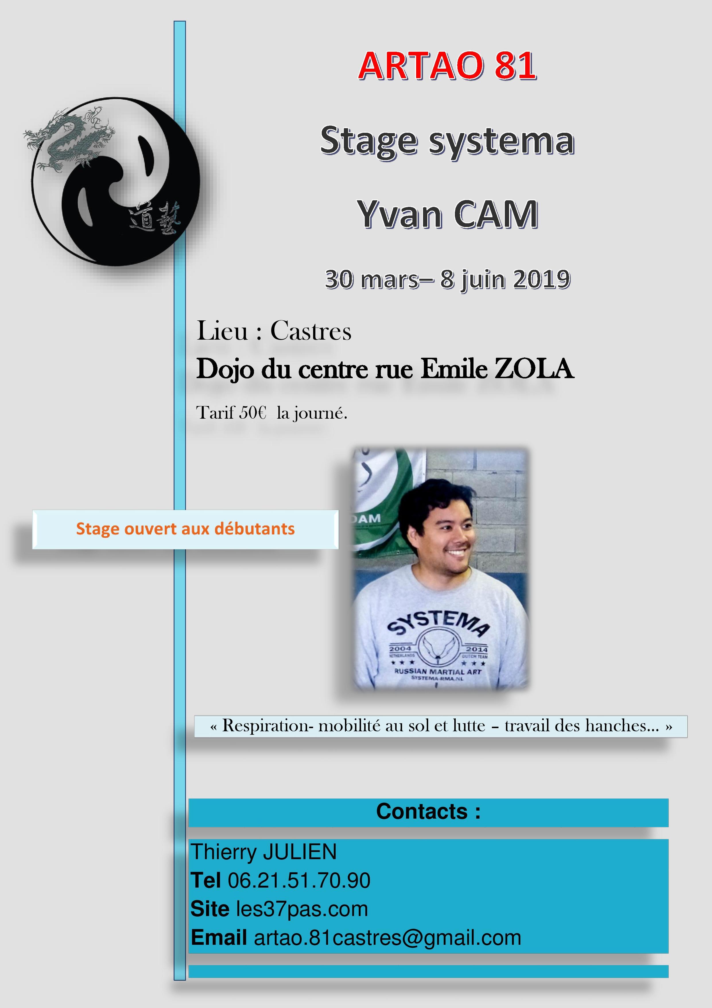 affiche YVAN SYSTEMA-2